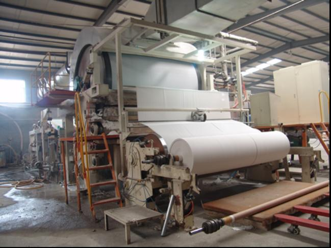 Toilet paper machine-Hengbon Industrial Company Limited- Powered by